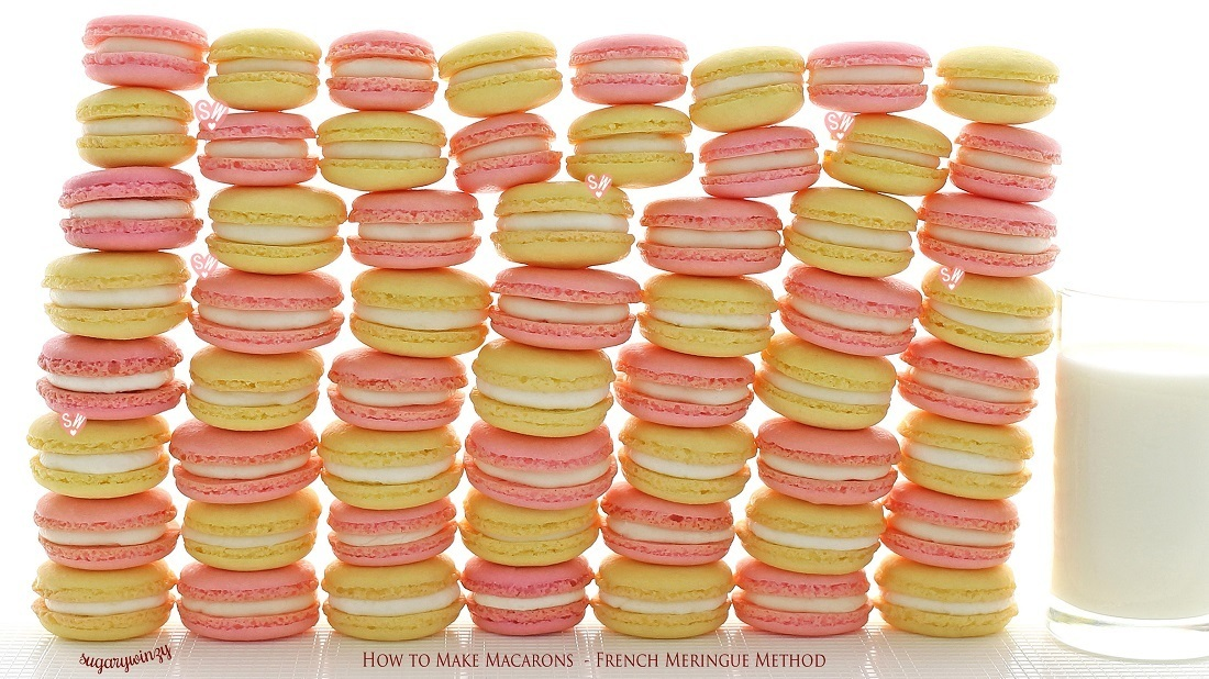 How to Make Macarons – French Meringue Method