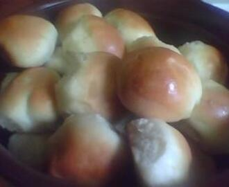 Yeast Rolls in a Flash