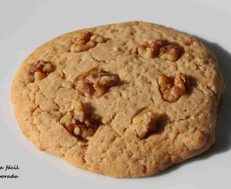 SUPER COOKIES DE NUECES