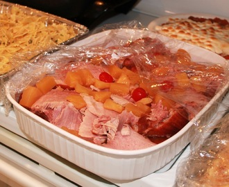 Baked Ham with Pineapple Glaze Recipe