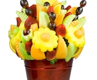 How To Make Fruit Salads, Platters and Bouquets