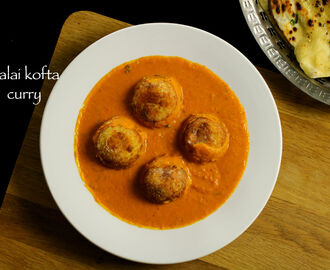 malai kofta recipe | malai kofta curry recipe