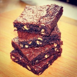 Glutenfrie Brownies