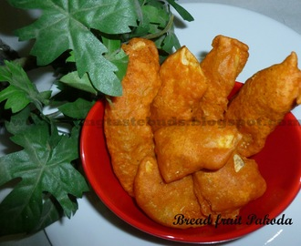 Bread Fruit Pakoda / vada/ Fry
