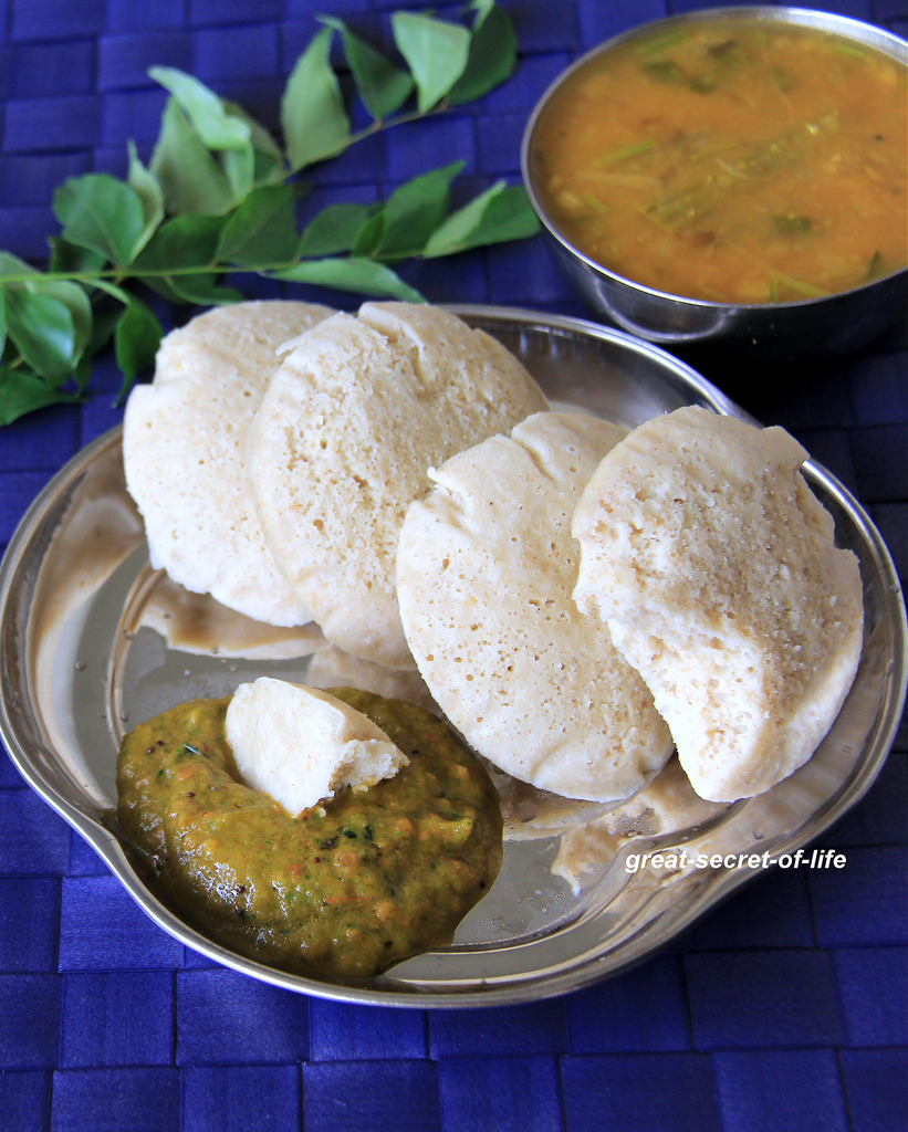 Foxtail millet idli - Thinai Idli - Healthy breakfast recipe - Healthy dinner recipe - Healthy breakfast recipe