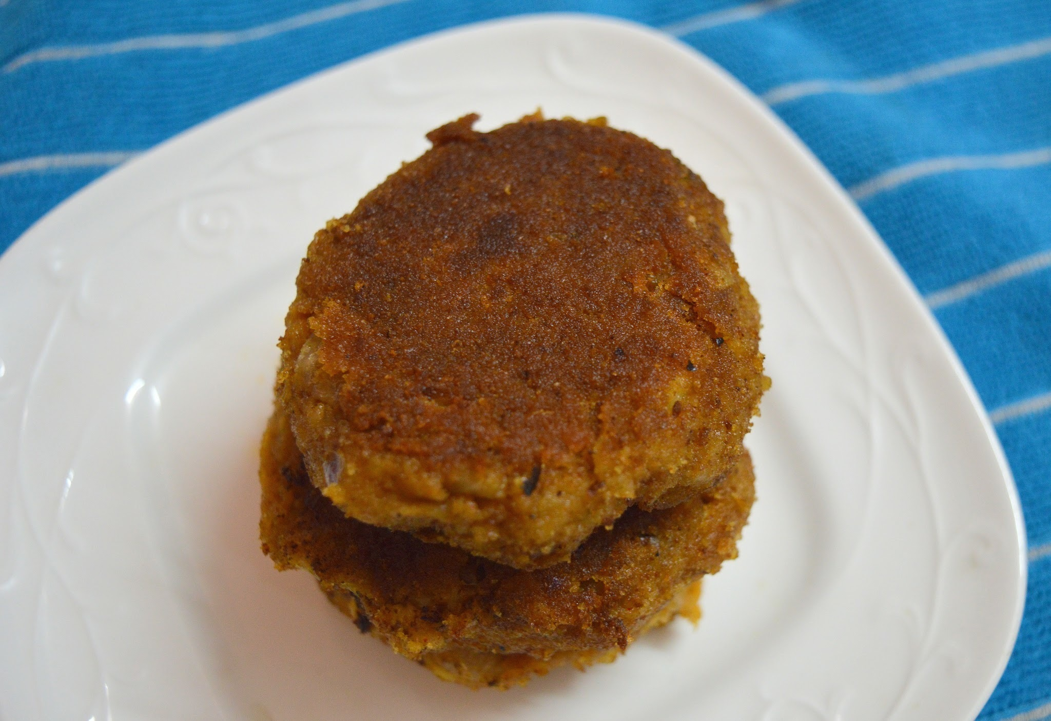 Mealmaker / Soya chunk Patties  | Mini soya granules patties | Vegan Burger Patties