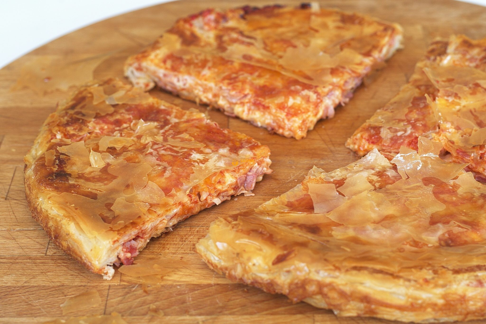 VIDEO – Pizza Pita Pizza Burek