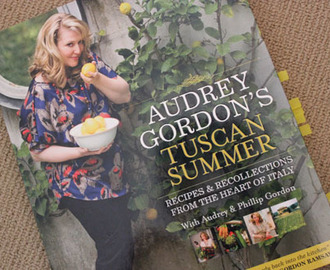 Audrey Gordon and the Roast Vegetable Salad