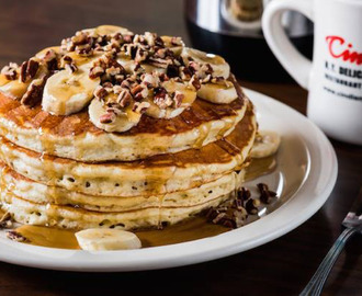 Nutty Pancakes: Not Your Regular Pancake Recipe