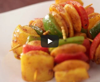 Idli Skewers Recipe Video