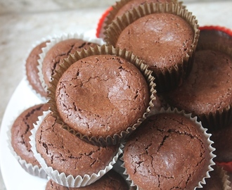 Brownie Cupcakes Recipe