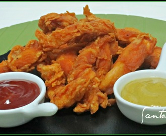 POLLO BROASTER ESTILO KENTUCKY FRIED CHICKEN®