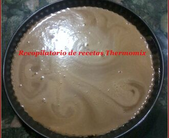 Tarta rápida de chocolate Thermomix
