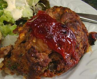 Vegetable Soup Meatloaf