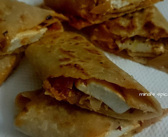 how to make kathi roll by sanjeev kapoor
