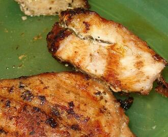 Herb and Garlic Pork Chops