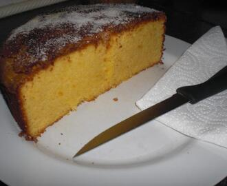 Orange and Almond Cake (Kosher)