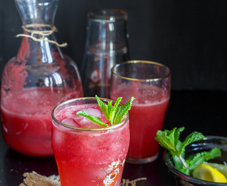 Watermelon Juice - Summer coolant Drink