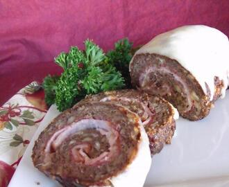 Sicilian Meat Roll, Our Way