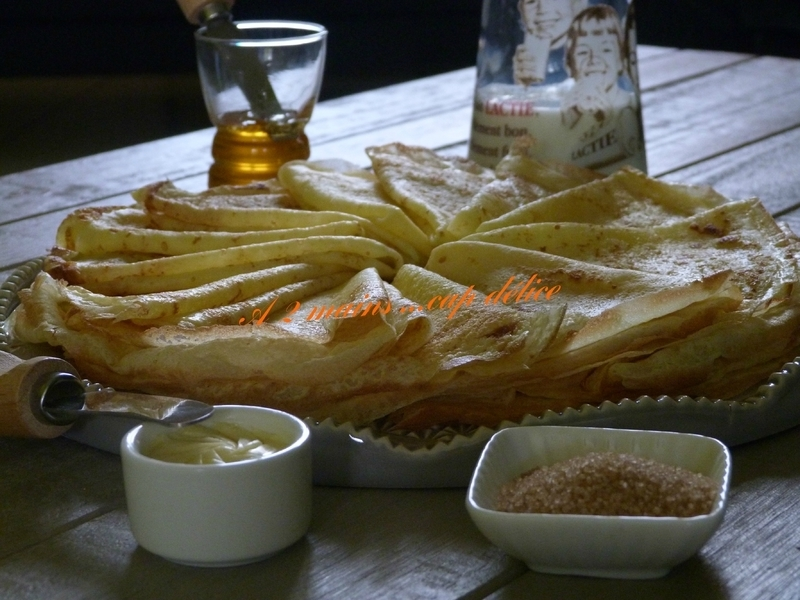CREPE SANS GLUTEN BEAUCOUP PLUS LEGERE