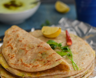Punjabi Aloo paratha- step by step recipe with tips to make perfect and healthy parathas