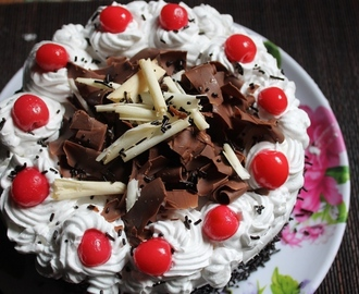 Best Black Forest Cake Recipe Ever