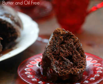 One Bowl Chocolate Cake: Butter and Oil Free: Moist Chocolate Cake: Celebrating 3rd Blog Anniversary