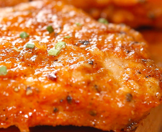 Honey Garlic Pork Chops