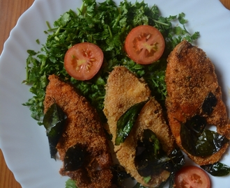Rava fish fry | Managalore fish fry recipe