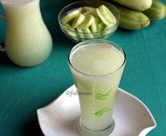Cucumber Juice | Summer Drinks