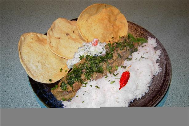 Sinfully Delicious Indian Ginger Mutton Karahi