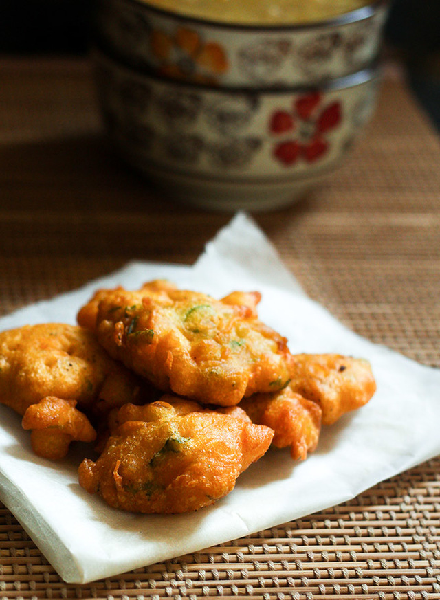 Bhajia Recipe, Onion bhaji recipe