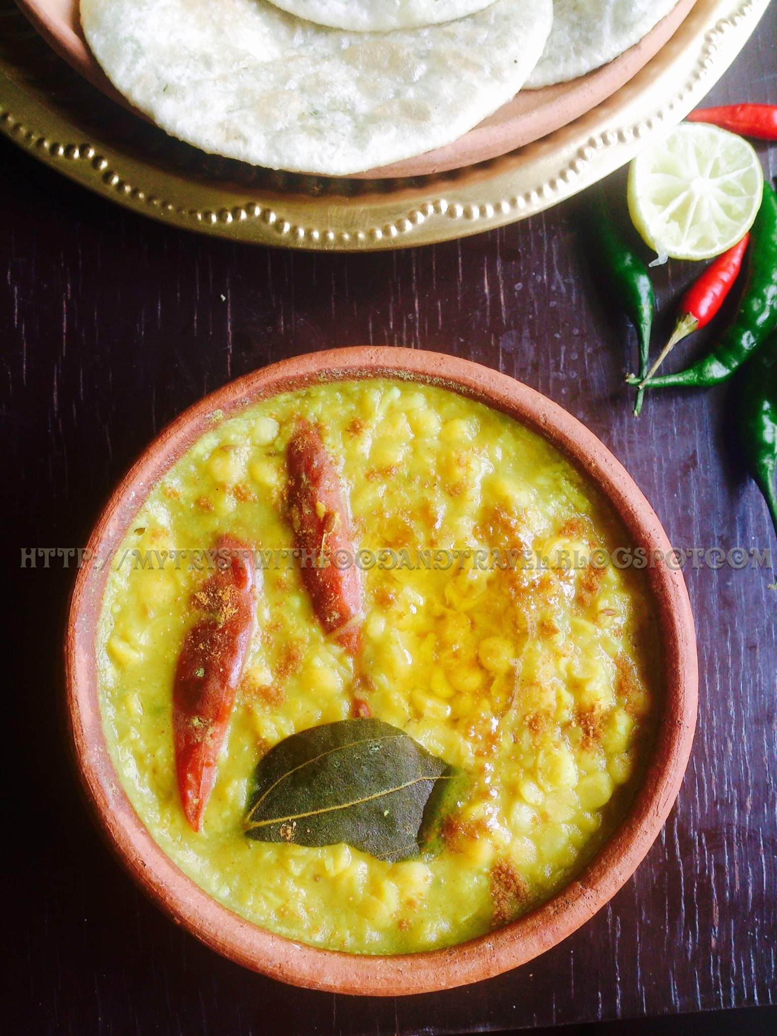 Cholar Dal Recipe / Bengali Style Chana Dal Recipe / Split Bengal Gram Lentil Curry (Bengali Style) Recipe ~ Just Recipes