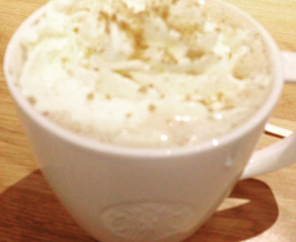 jul:starbucks gingerbread latte(copycat)