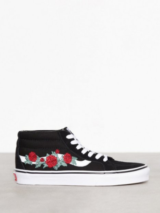VANS UA SK8-Mid Reissue High Top Rose