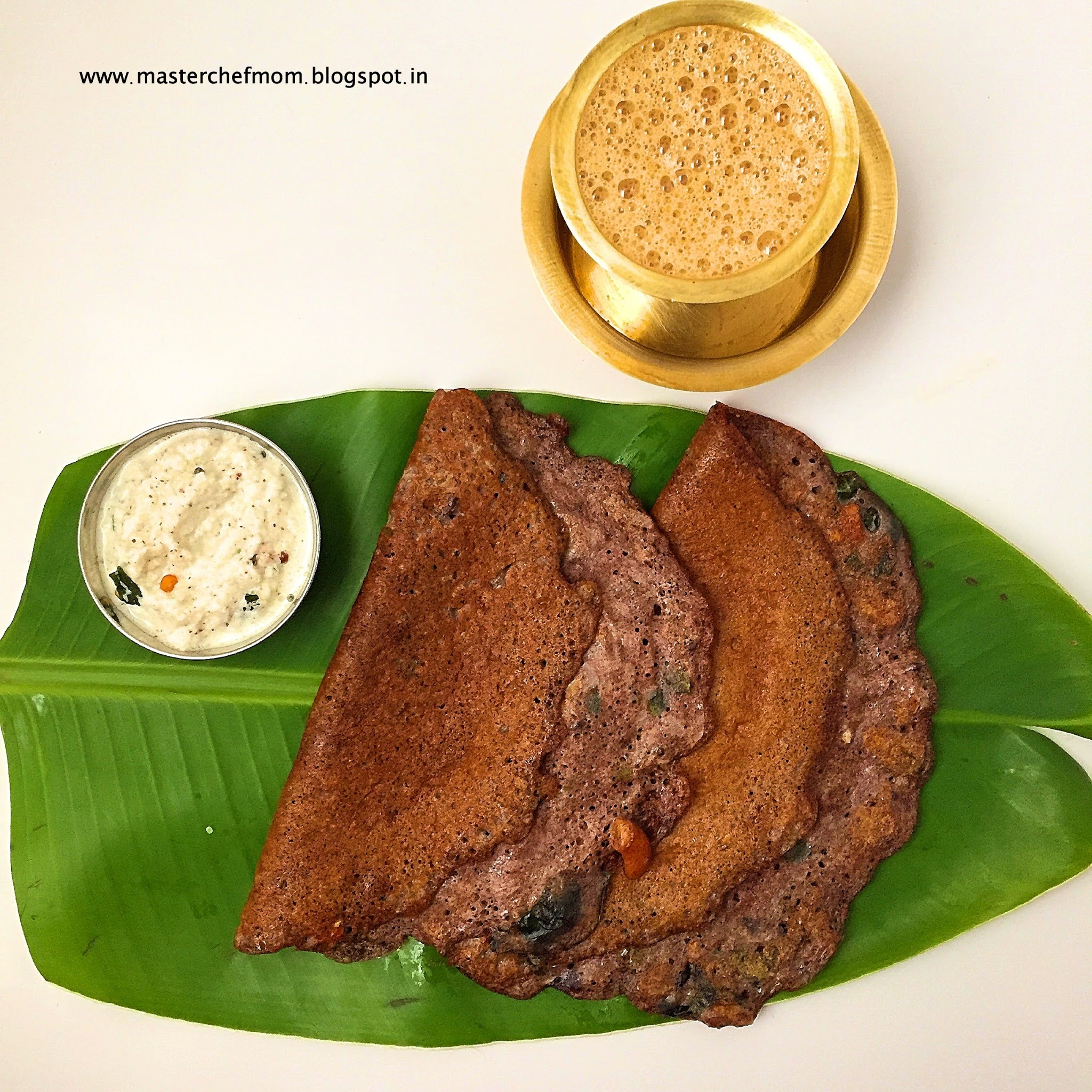 Ragi Dosai | Fermented Ragi Dosa Recipe | Finger Millet Dosa Recipe | Stepwise Pictures | Gluten Free and Vegan Recipe