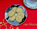 Eggless wheat flour Nan Khathai