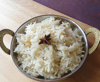 Coconut Milk Rice/pulao | Thengai paal Sadam