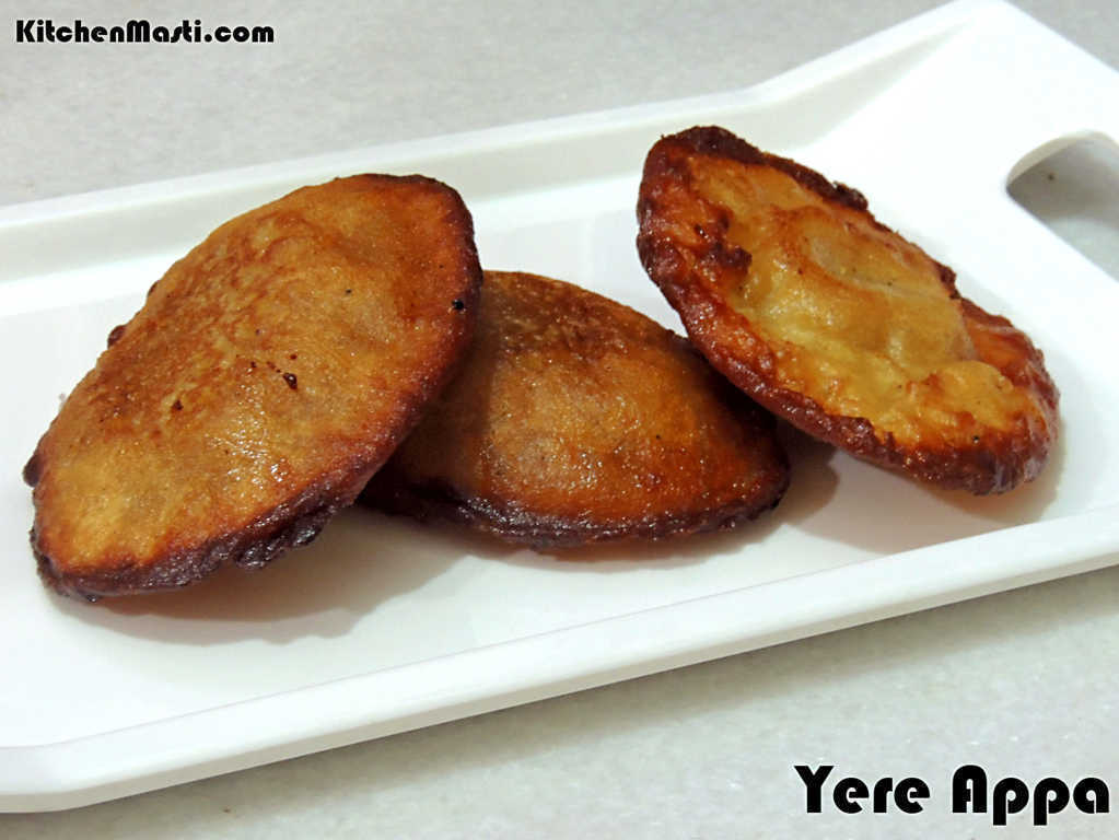 Yere Appa Recipe / Sweet rice dumpling