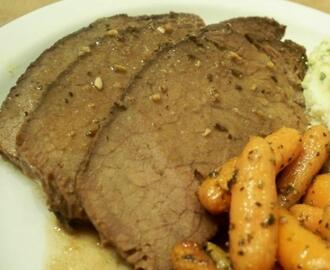 Spiced Beef Crock Pot