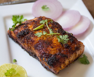 Indian style Salmon Fish Fry | Salmon Fish Fry | Easy Fish Fry Recipes | Sunday special recipes