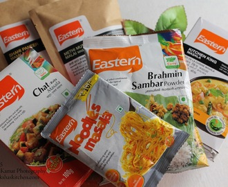 Eastern Masala Blends And Ready To Cook Pouches - A Review