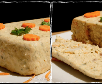 Terrine de Saint Jacques et saumon
