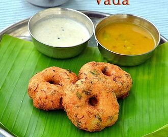 Cabbage Vada Recipe|Urad Dal Vadai With Cabbage