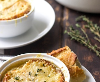Easy French Onion Soup Recipe (So Good)