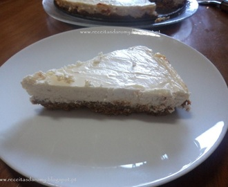 CheeseCake no forno light
