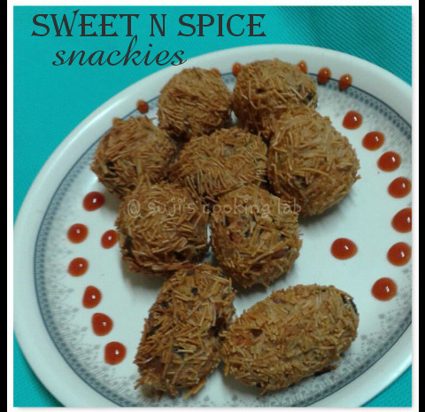 Sweet N Spice Snackies