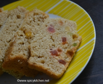 Milk Cake Recipe | cake with whole wheat flour in pressure cooker