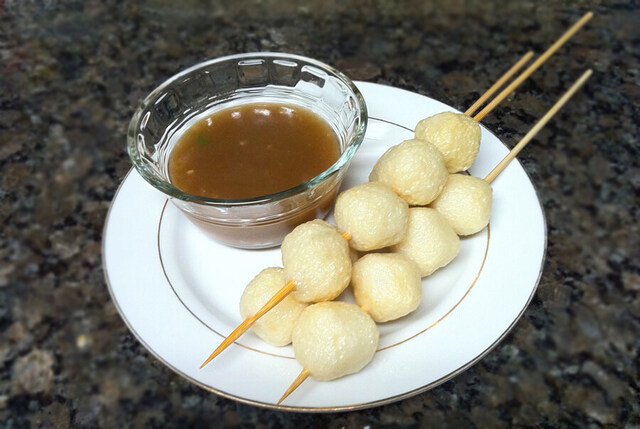Sauce ng Fishball Pinoy Style Recipe