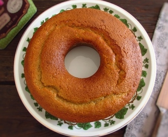 Bolo de banana | Food From Portugal